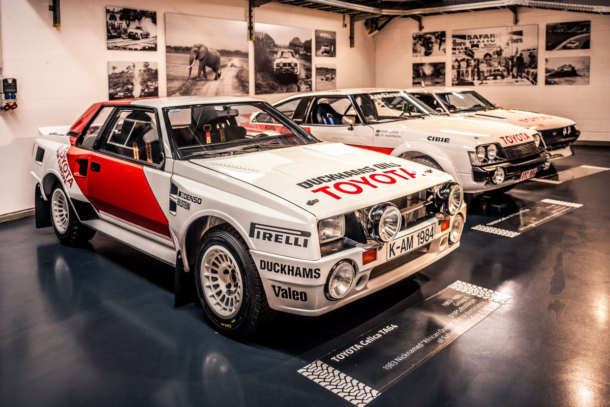 We have good news for all those who always dreamed of visiting the @TGReurope Motorsport Museum.   You can now visit it for a 360° virtual tour    https://bit.ly/3e92WFd  Come in, have a walk around - and tell us: Which car is your favourite?   #TOYOTA #TOYOTAGAZOORacingpic.twitter.com/aT1BJ3rqj7