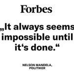 Image for the Tweet beginning: Nelson Mandela war ein südafrikanischer