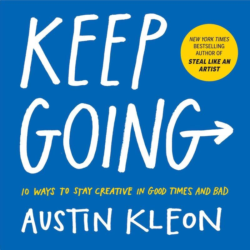 Design Matters at 15: Debbie Millman talks with @austinkleon about his books, his philosophies and all of his creative highs and lows. buff.ly/3fUxL21