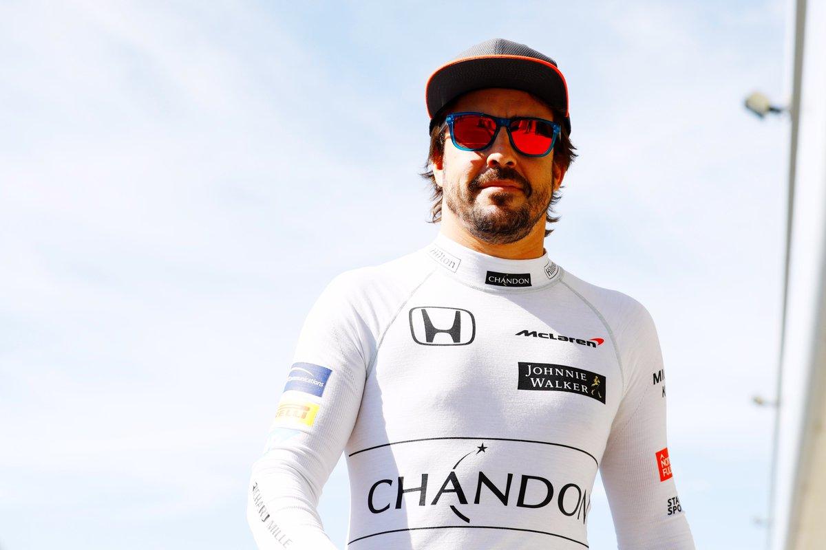 Fernando Alonso is helemaal klaar voor een een terugkeer in de Formule 1, dat zegt zijn manager Flavio Briatore. Een jaar tussenuit heeft hem goed gedaan. #f1nieuws #Alonso https://t.co/xZPHy4RN4v https://t.co/pWx556jD1q