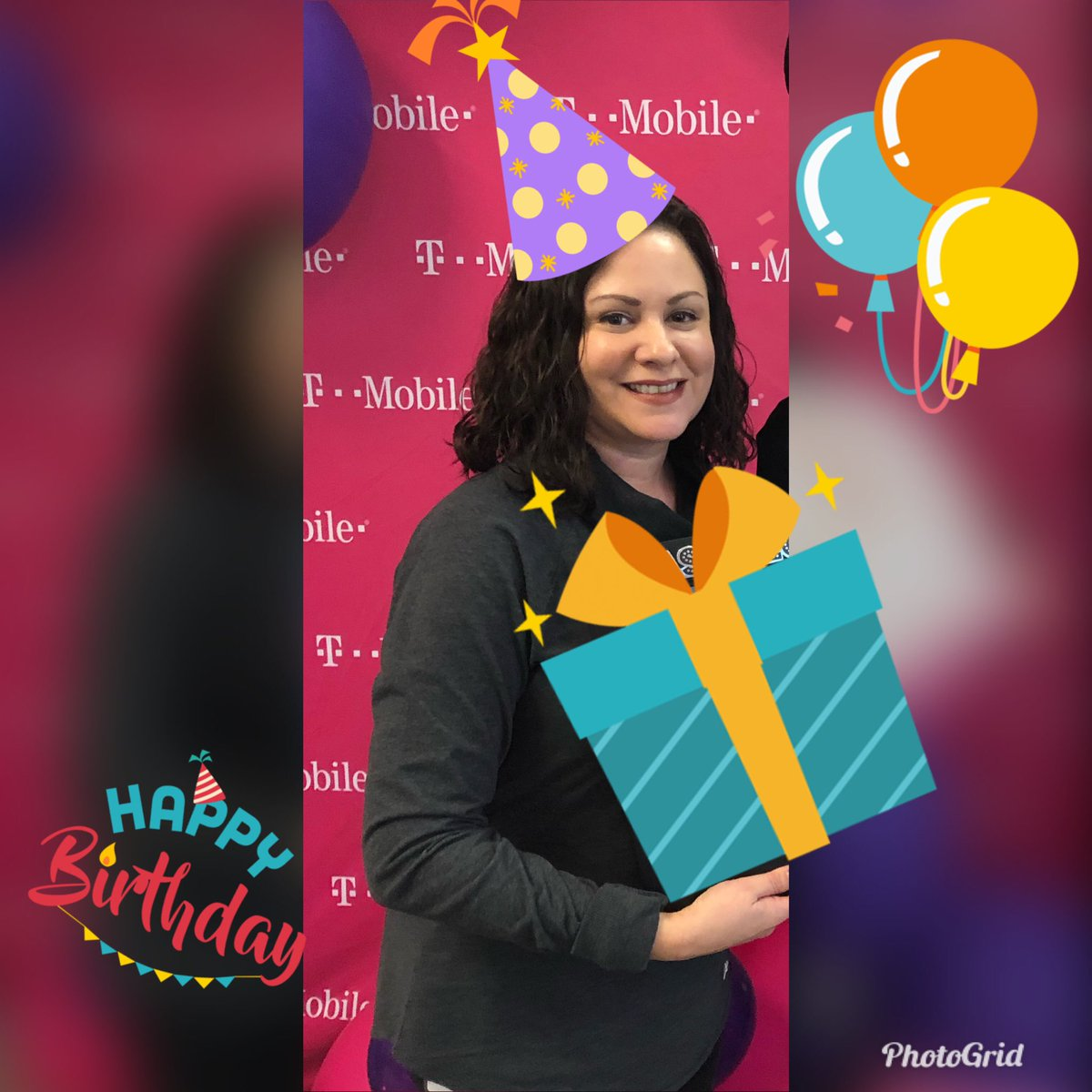 Wishing @pattyc101 a very happy birthday!! Thank you for everything you do for the Miami team! #MotivateInspireAchieve @bnash001 @JonFreier
