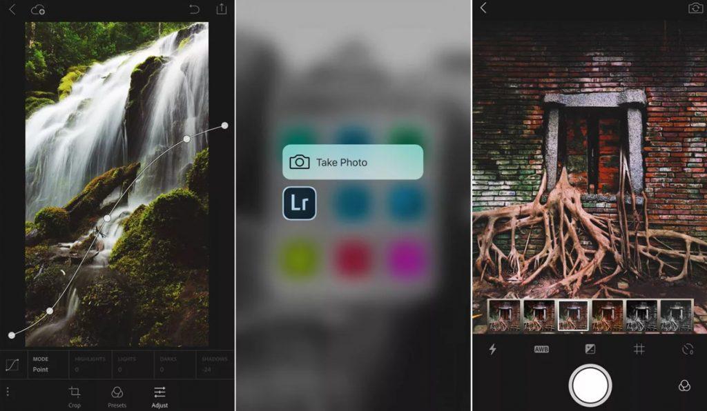 Брутальные обработка фото на айфоне