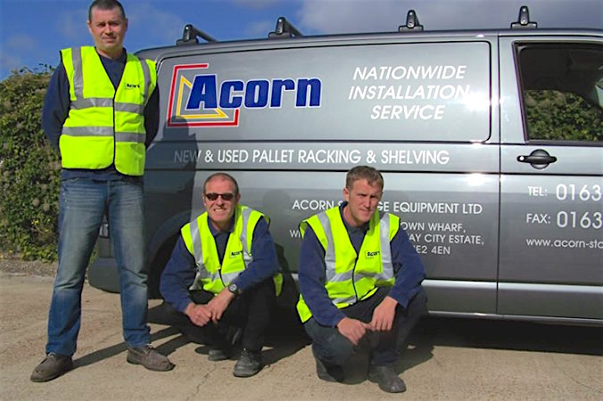 Our experienced team offer a free quotation service, visiting you to take measurements, discuss your pallet racking needs before providing detailed drawings of our recommendations with a no obligation quote. Visit http://acorn-storage.co.uk  to learn more. #experienced  #profesional pic.twitter.com/hQYrlXCJCC