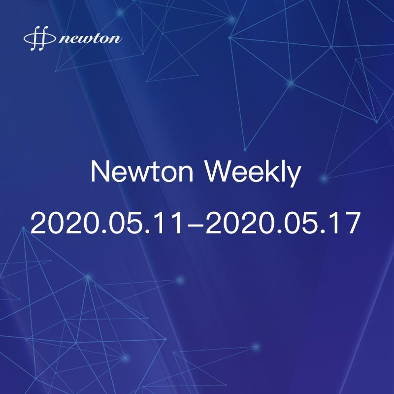 NEW Newton coin
