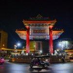 Image for the Tweet beginning: Chinatown, Bangkok #virtualthailand #virtualtour