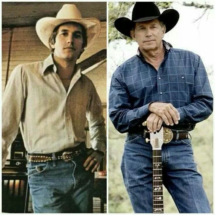 Long live cowboys. Happy 68th birthday to King George Strait