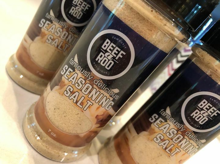 Are u missing the magic sprinkle of our salt? Season up....$1 off this week! In store or on line!#localfavorite