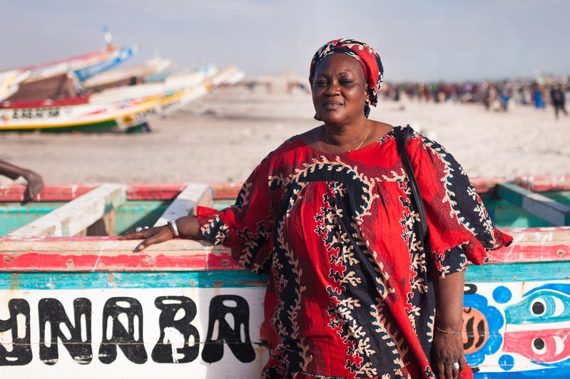 """""""Instead of thinking of supporting us and ensuring we are food secure during this health crisis, the government is considering granting new fishing licenses to foreign vessels that collect everything in their path."""" - Fatou Samba >> act.gp/2X5hNJS #Covid19 #StolenFish"""