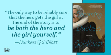 Let's start this week off with some inspiration brought to you by Her Grace, @duchessgoldblat 🙌  #MotivationalMonday