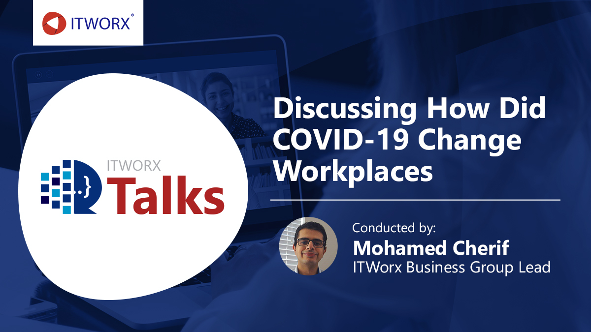 The digital transformation we've all been dreaming of is now a reality. #COVID19 has changed workplaces across every organization. To learn how to benefit from that change as an organization or as an individual, watch this  talk from the link below https://t.co/gVH6kjRkHC #ITWorx https://t.co/cTWfbqBDRj