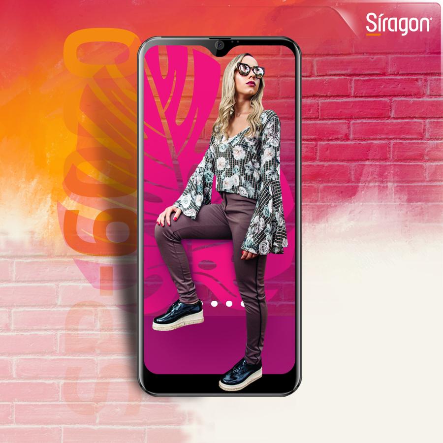 Es el momento de explorar nuevas dimensiones en compañía del smartphone SP-6000 #EstiloSiragon #18May https://t.co/qraTeBa6nI