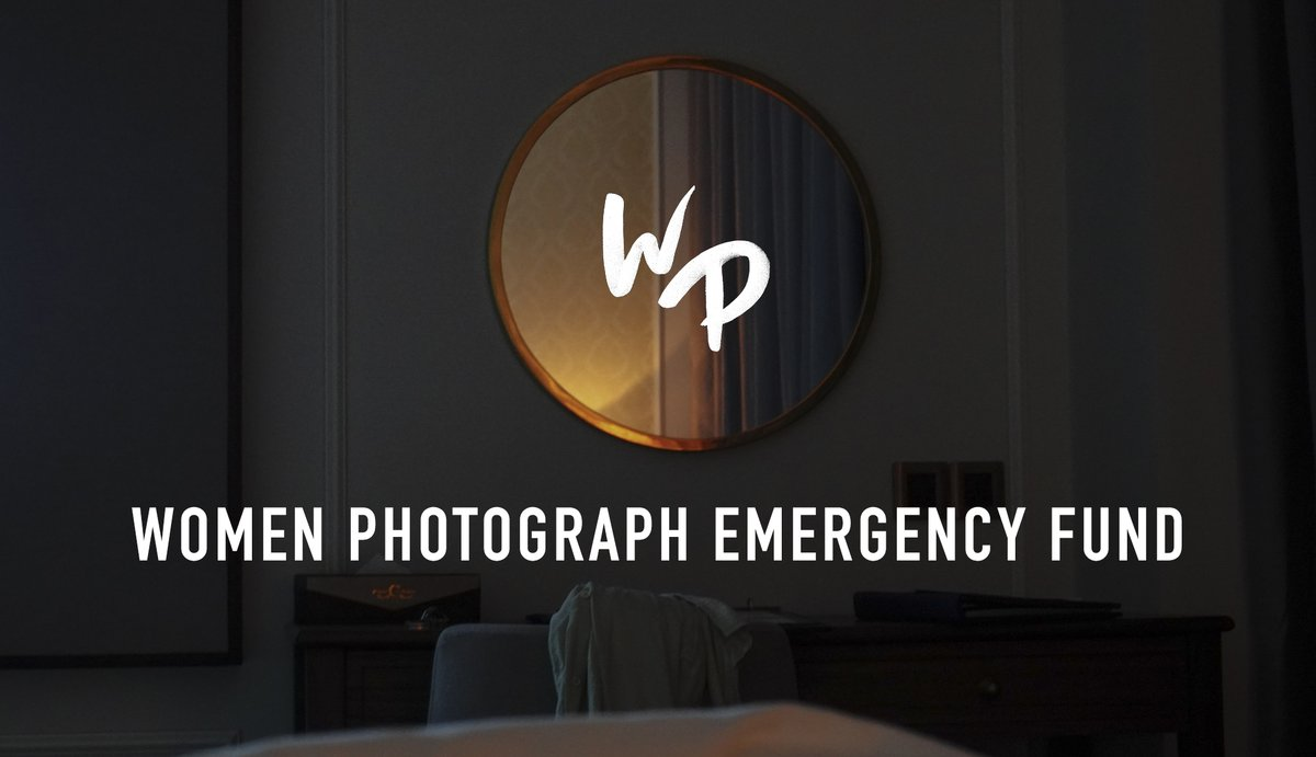 We have re-opened the Women Photograph COVID-19 Emergency Fund with another $30,000 in funding. We will accept applications through May 22 for stipends of up to $500.   Please spread the word: https://t.co/LPFaJPWm4U  & if you'd like to donate to Round 3: https://t.co/NnSe0rSNkW https://t.co/95Q6z5N3Sk