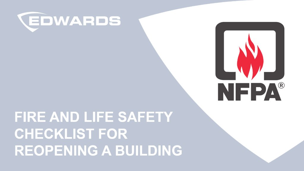 Life Safety: Useful NFPA checklist for reopening a building: https://t.co/mmpawrPf2i #LifeSafety #NewNormal #ReOpening https://t.co/okbSH7nwUn