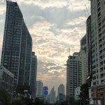 Image for the Tweet beginning: Bangkok - the city of