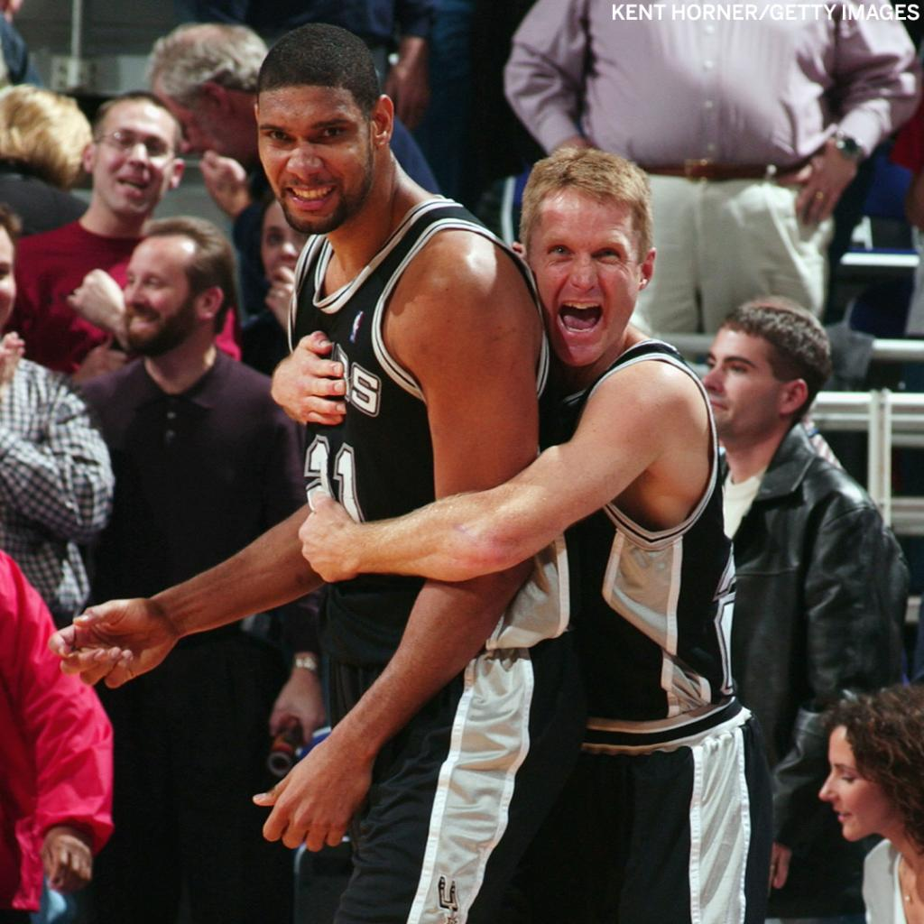 The '98-'99 Bulls went into a rebuild.   Steve Kerr went on to complete a 4-peat of his own winning the '99 Finals with the Spurs 🏆🏆🏆🏆 #TheLastDance