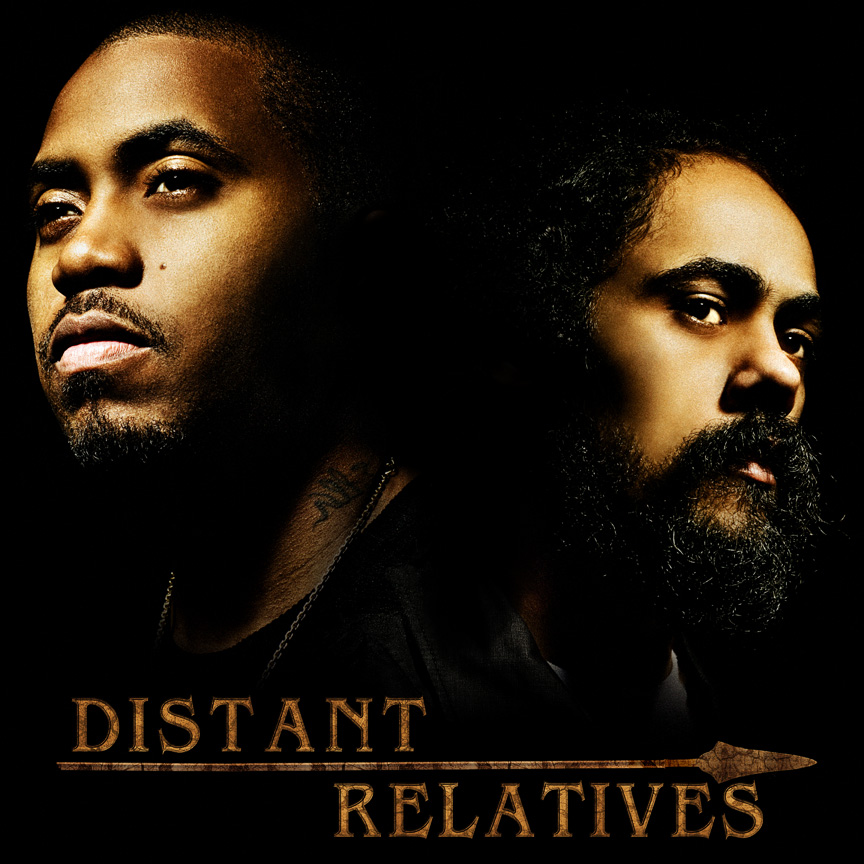 Distant Relatives was released on this day 10 years ago. Big up my don @Nas Honored to have shared this journey together my brother https://t.co/CkV9naCS0v