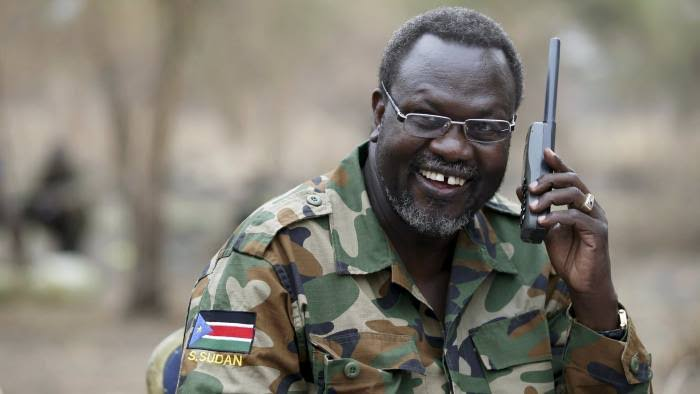 South Sudans First Vice President Dr. Riek Machar, his wife and Defence Minister, Angelina Teny along with bodyguards and top Government officials have all tested positive for #COVID19