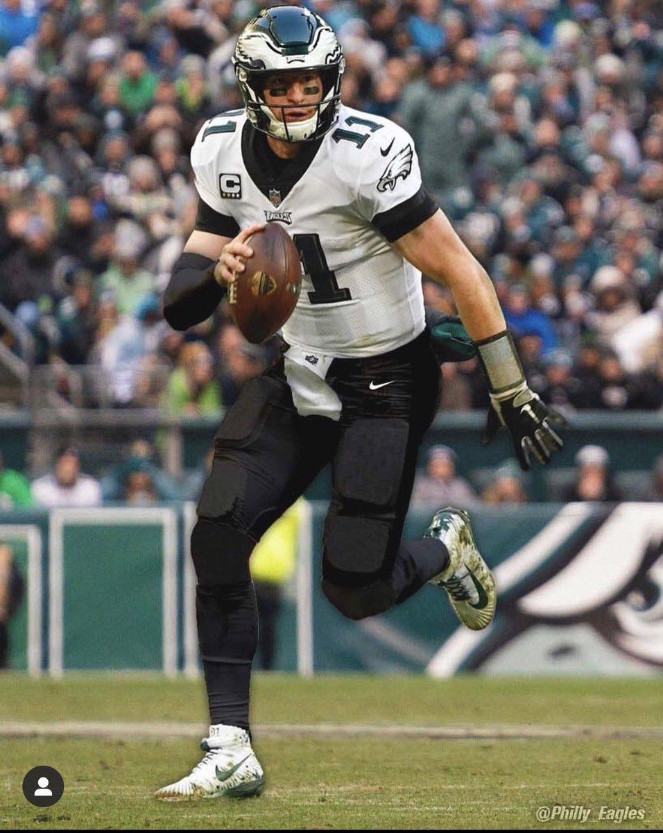 eagles black jersey