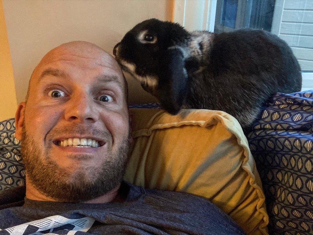 Otis. Love this guy. #pet #houserabbitpic.twitter.com/6cew1seX3l