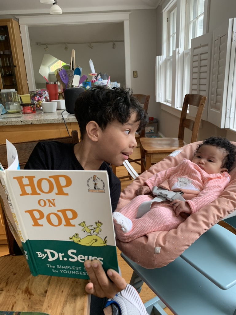 Reading books to Charlie <a target='_blank' href='http://search.twitter.com/search?q=HFBTogether'><a target='_blank' href='https://twitter.com/hashtag/HFBTogether?src=hash'>#HFBTogether</a></a> <a target='_blank' href='http://search.twitter.com/search?q=hfballstars'><a target='_blank' href='https://twitter.com/hashtag/hfballstars?src=hash'>#hfballstars</a></a> <a target='_blank' href='http://twitter.com/HFBAllStars'>@HFBAllStars</a> <a target='_blank' href='https://t.co/lgtwudub5j'>https://t.co/lgtwudub5j</a>