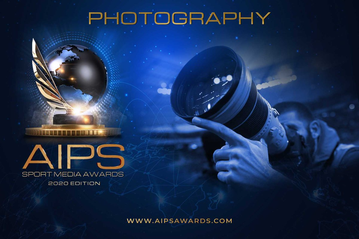 Are you a #sportphotographer? AIPS Sport Media Awards 2020: here are the #photography categories of @AipsAwards All the info at: https://bit.ly/2LFxGBmpic.twitter.com/cEBKPnNdAm
