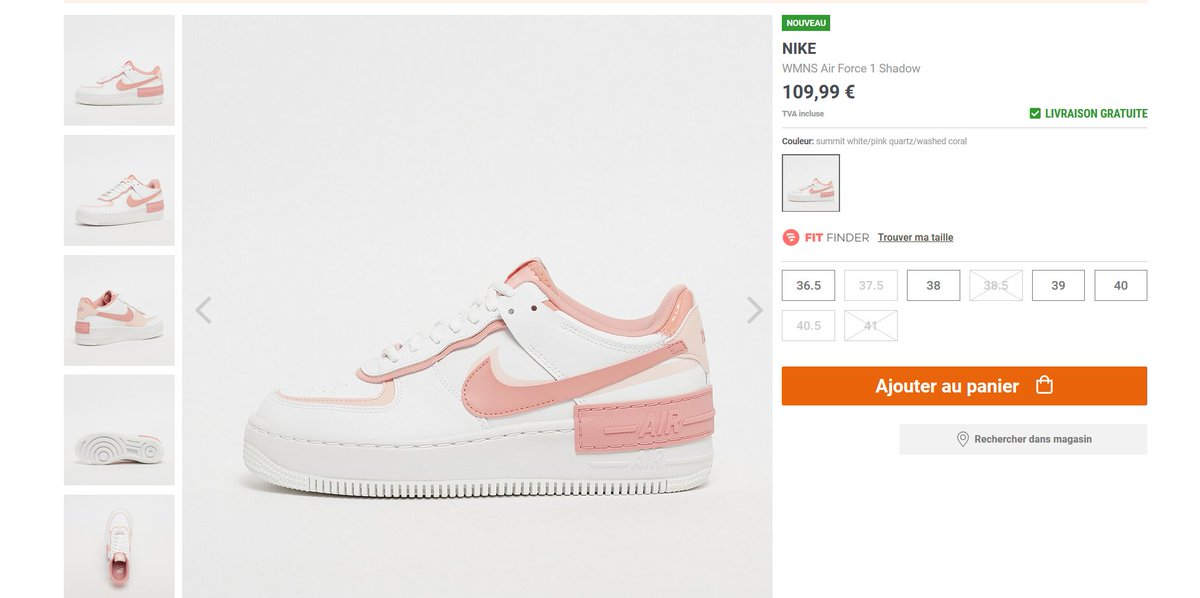 Moresneakers Com On Twitter Eu Only Small Restock The Wmns