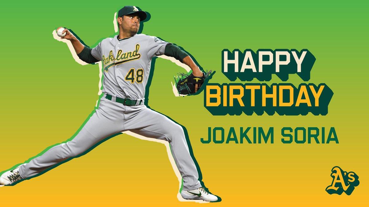 ¡Feliz cumpleaños Joakim! https://t.co/28qTjhwriz