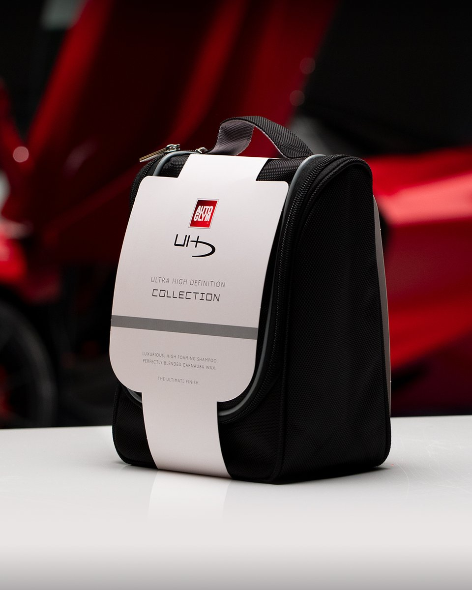 The Ultra High Definition Collection comprises the ultimate car care experience in an elegant soft case, specially designed to house products of this stature 🤩 An unsurpassed gift offering, for the car care aficionado who seeks an unrivalled finish  https://t.co/F4As1h8o30 https://t.co/KA8h0oyH2F