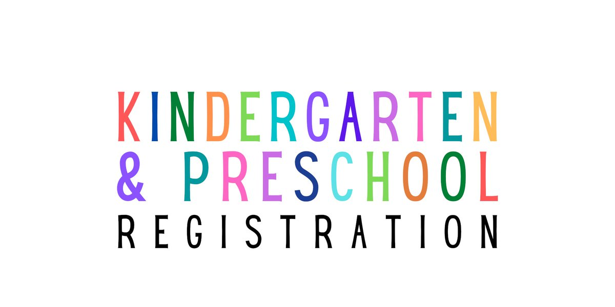 Just a reminder... Enrollment for the 2020-2021 school year officially opened today! Basic enrollment info and links can be found here: buff.ly/3dVLG64 Preschool families should be sure to review info specific to Preschool applications: buff.ly/3g3evzt
