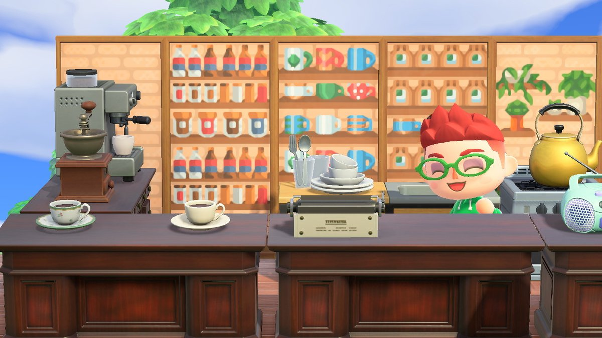 Beastlyotter On Twitter Put All My Cafe Wall Designs In The Design Portal For Anyone Who Wants To Live That Cafe Life Animalcrossing Acnh Nintendoswitch Https T Co Cjj8spgsdu