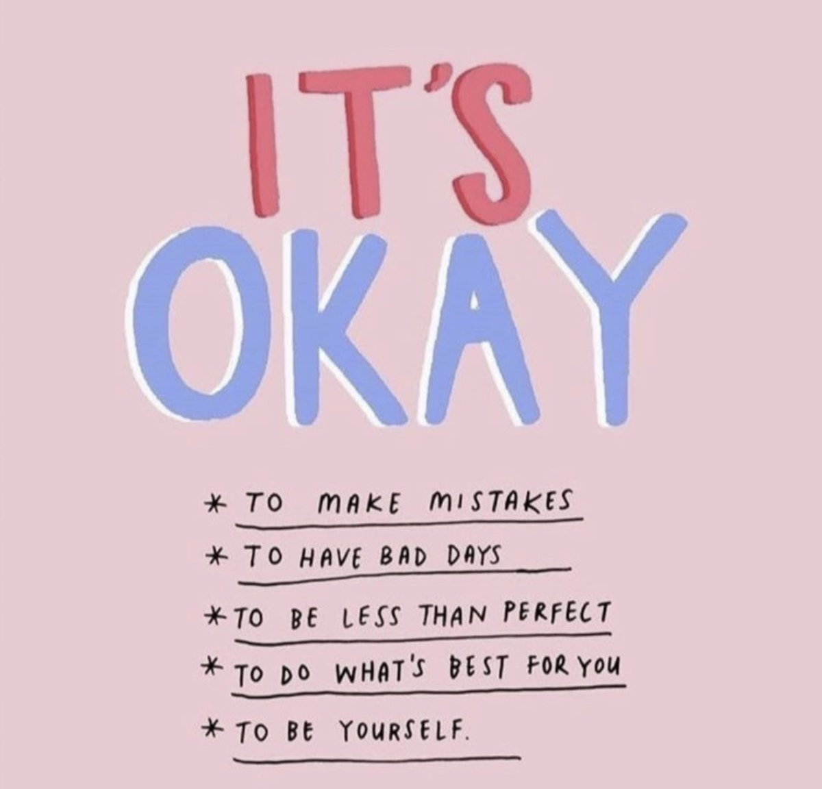 It's national mental health week. Remember it's okay to talk, remember it's okay not to feel okay, especially in these strange times #beKind https://t.co/obYzJsR7Bl