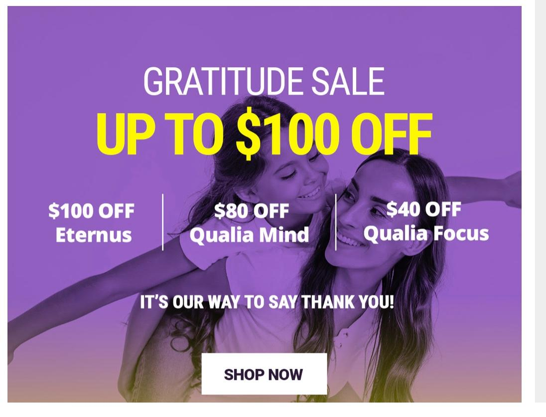 GET $100 OFF RIGHT NOW!! - One of my ALL Time Fav Supplements!! Improve Mood and focus with #NeuroHacker   #improvedmood #improvefocus #focus #mood #mentalhealth #mind #AD https://neurohacker.com/cognition?rfsn=2431412.a1d60…pic.twitter.com/g43UulRY4G