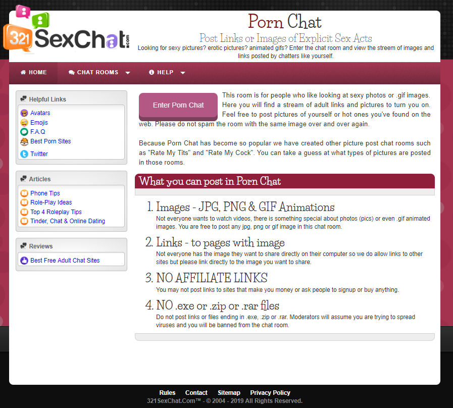 Chat playing role sex