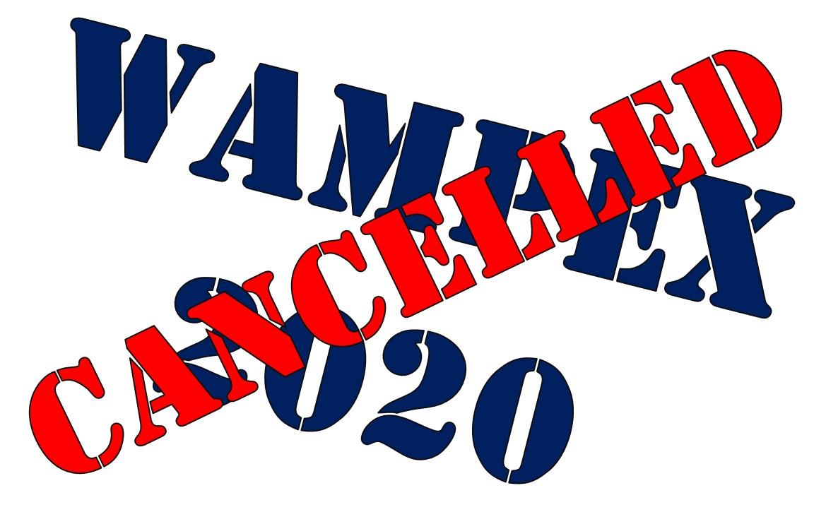 test Twitter Media - Door de Corona-maatregelen kunnen we WAMPEX 2020 niet voorbereiden. We stellen het evenement daarom een jaar uit. Lees er meer over op onze website. https://t.co/pM9vjAkRB4 https://t.co/FOIChbkJbr