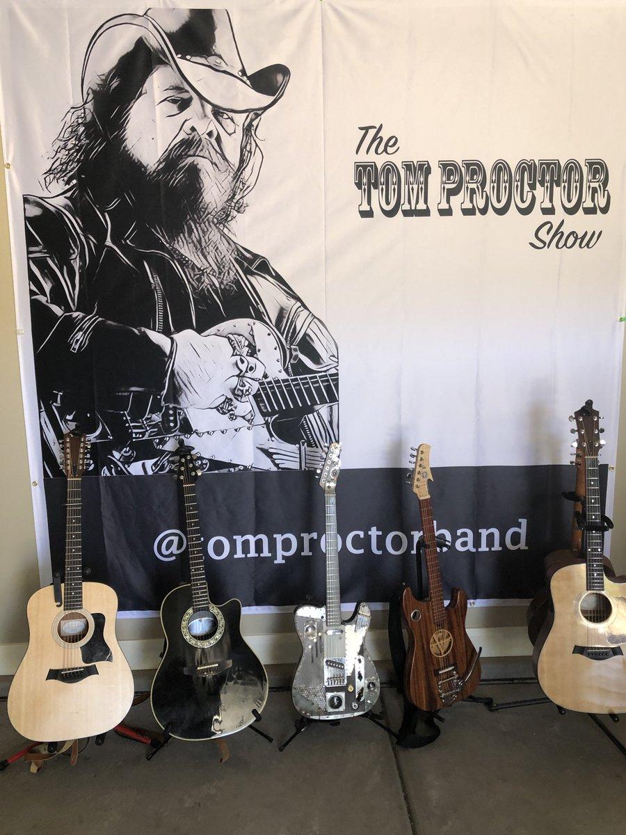 TomProctorBand photo