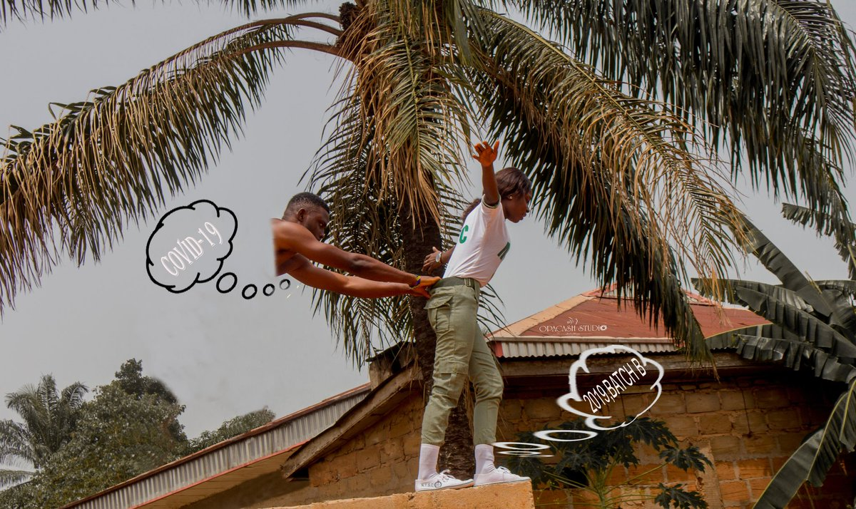 Shot by @opacashvisuals 08067786332  @NYSC_9ja @nyscanambra2011 @NaijaCorpers #nysc #nysc_9ja #corper @corpersdiary_ng #nijacorper @nigeriancorpers_ @nysc_diary @officialnyscng @NYSCfashion #naijacorpersconnect #nyscdiary #naija #nigeria #covid19 #coronavirus  #photographerpic.twitter.com/F8iPdYVn9A