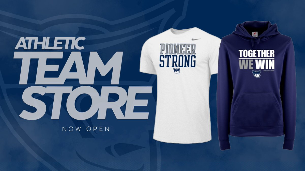 Get some new MC gear & support a worthy cause in the process. Proceeds benefit the Pioneer Support Fund, which was created to give MC students direct financial assistance when in need due to COVID-19 or other emergencies. #PioNation #BringForthAPioneer  https://t.co/GbjuYSM3Ee https://t.co/78FUV1KNhq