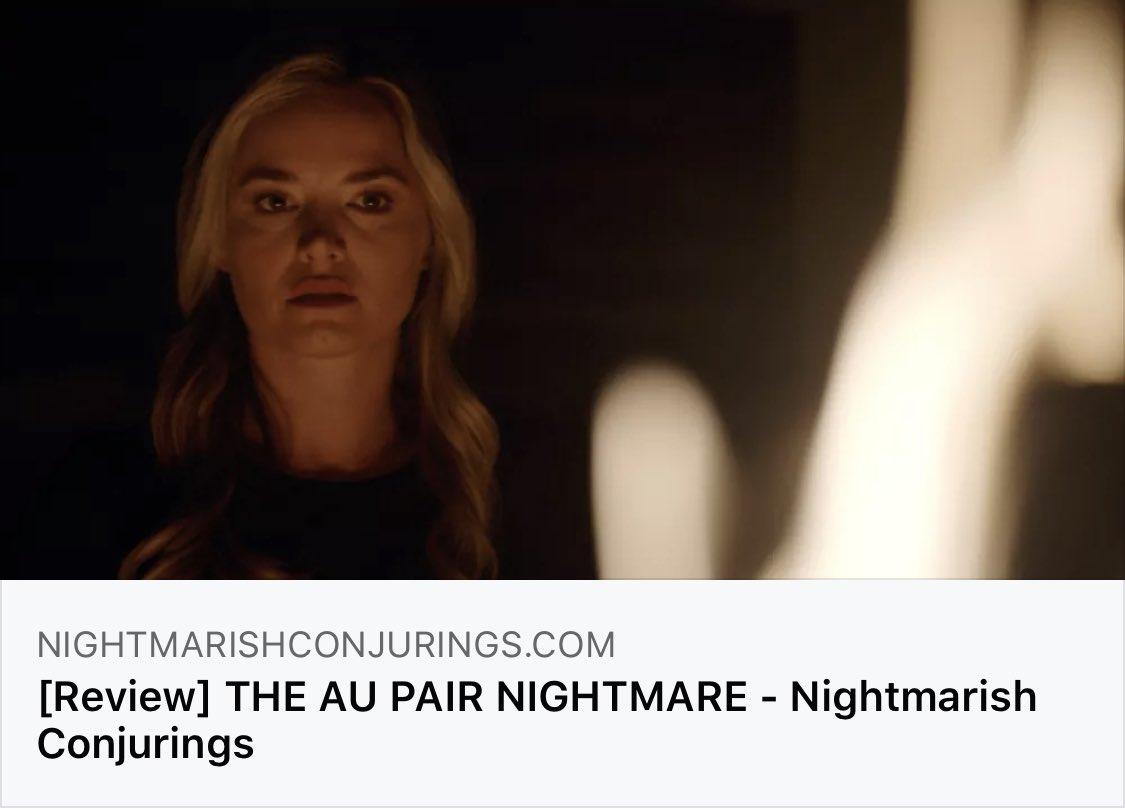 The Au Pair Nightmare Movie