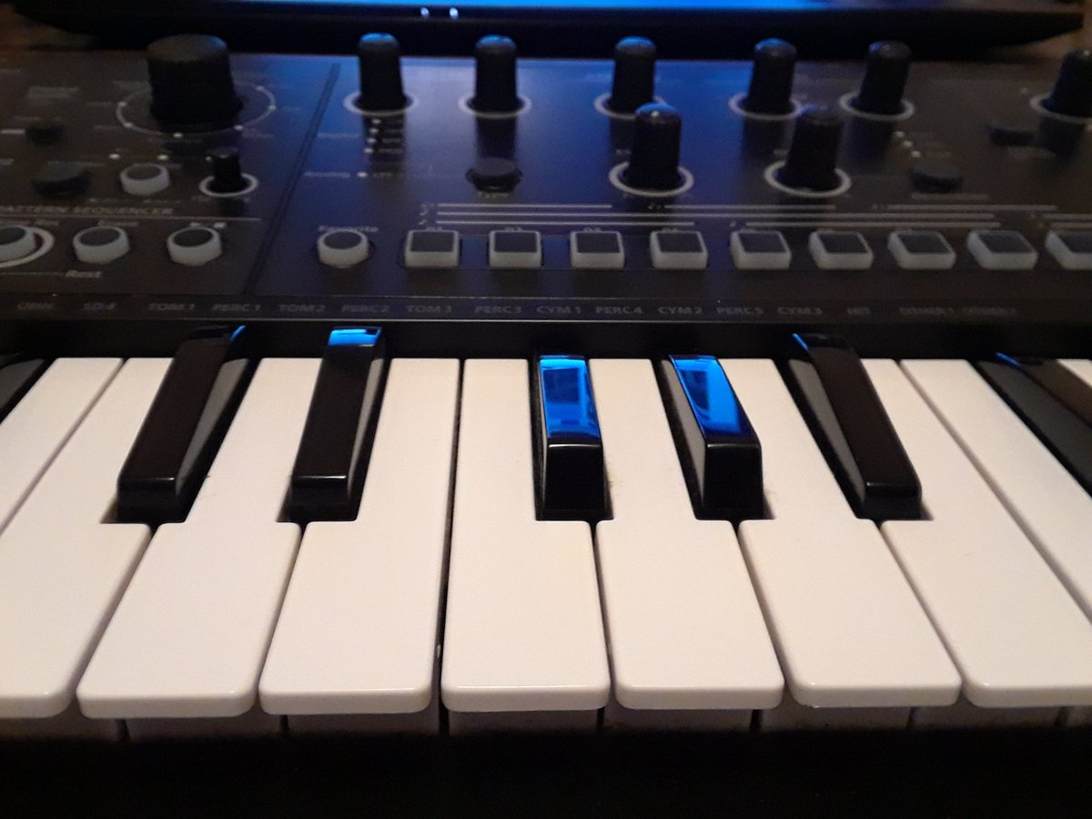 @Roland_US keys keep breaking on my #jdxi and I've been waiting on replacements since February. HELP! https://t.co/g1qggpOx6g