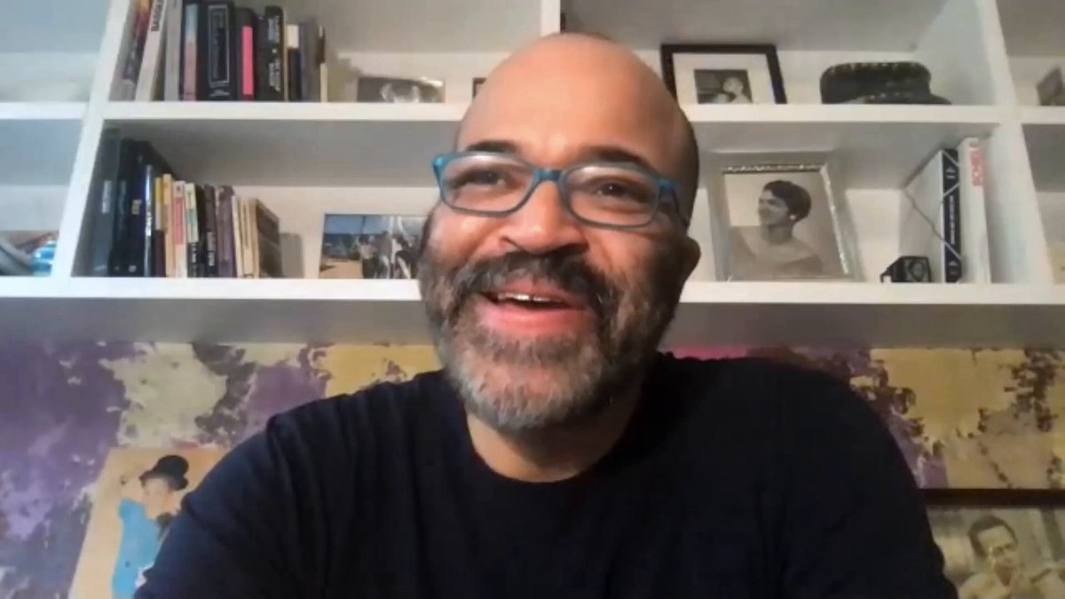 .@michaelsrubens tried to get @jfreewright to tell us what the future looked like but all he wanted to talk about was the pandemic and what BrooklynForLife.org is doing to help. Theyre actually pretty cool, even though theyre not robots.