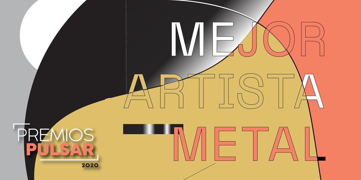 test Twitter Media - 📢 #PremiosPulsar2020 presenta las nominaciones a lo mejor de 2019 en el #metalchileno y los géneros que de él se desprenden.  🎧 Conoce a quienes podrían llevarse el galardón como Mejor Artista Metal de nuestro país en https://t.co/06NGssLL75 https://t.co/yNvitAylID