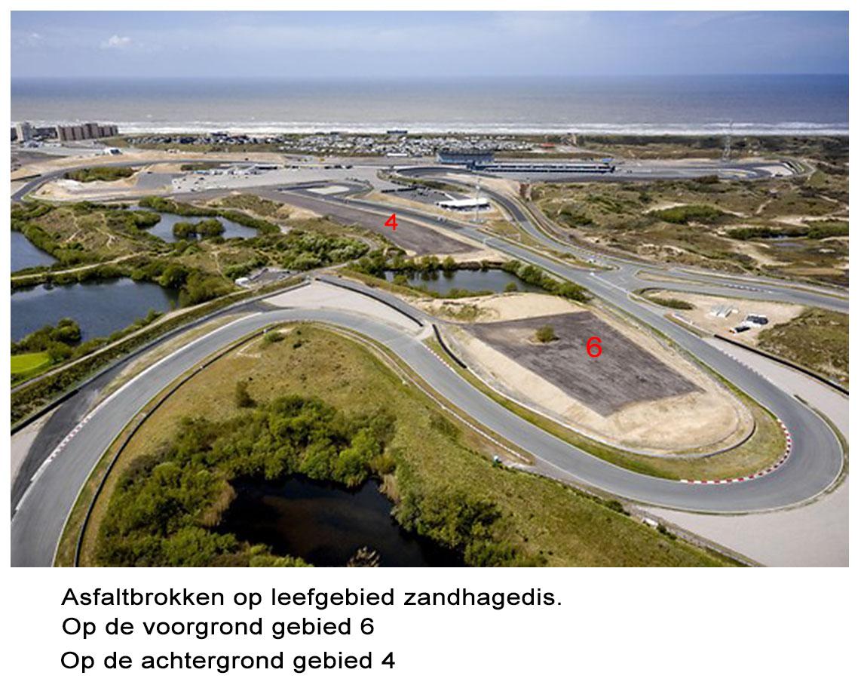 Prins struikelt over asfaltbrokken! In de Provinciale Staten heeft gedeputeerde Rommel aangegeven te gaan handhaven. Ze wil het asfaltafval nog niet direct laten weghalen terwijl Partij voor de Dieren, SP en PvdA dat wel willen. #circuit #f1nieuws https://t.co/P4BpIbknPf
