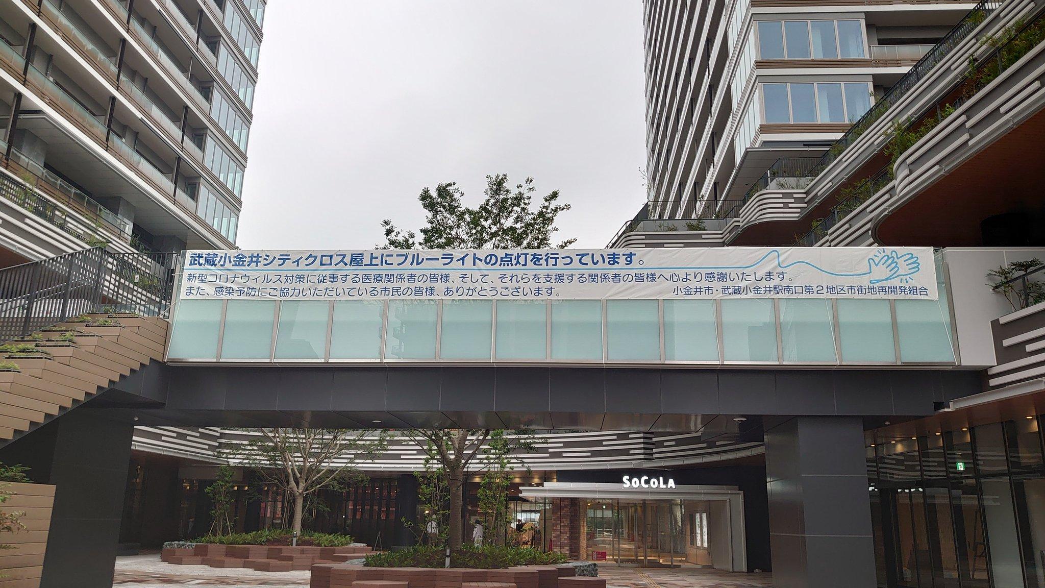 シティ クロス 小金井 武蔵