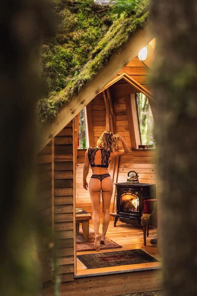 Cabin fever 🔥