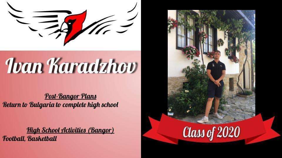 Bangor Class of 2020 Senior Spotlight