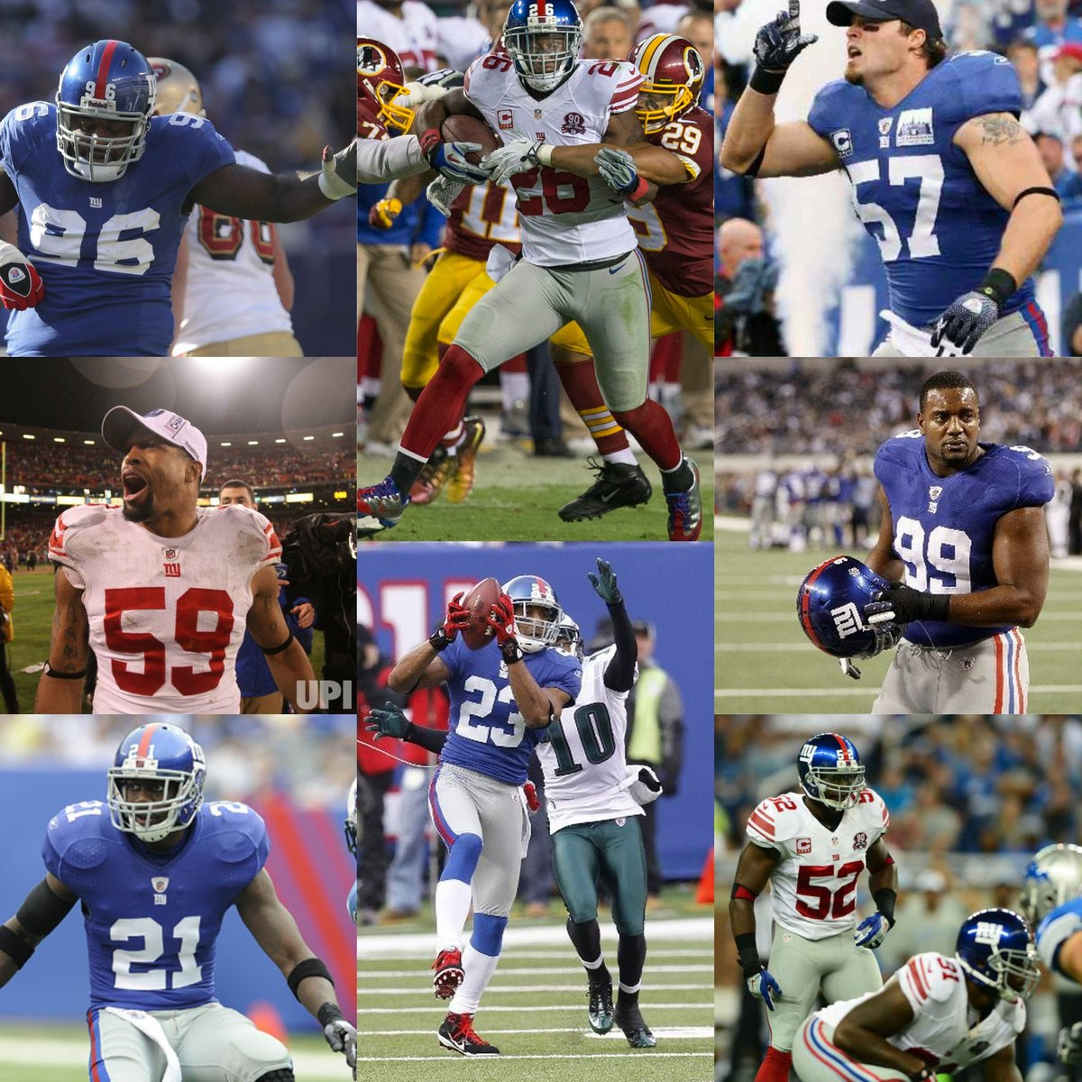 Just a die hard giants fan. Appreciating some of the talented players that have suited up for the NY Giants!! #giantspride<br>http://pic.twitter.com/FTBc2McTZN