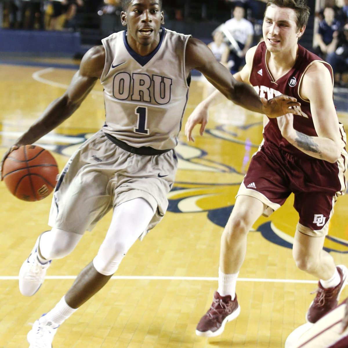 Blessed to receive an offer from Oral Roberts University #GoldenStandard