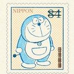 昔ながらのデザインがいい?新しく発売されるドラえもんの切手がカワイイ!