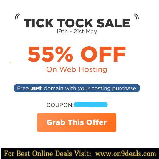Hostgator Flat 55% Discount Shared, Cloud, WordPress, Reseller, & VPS Hosting