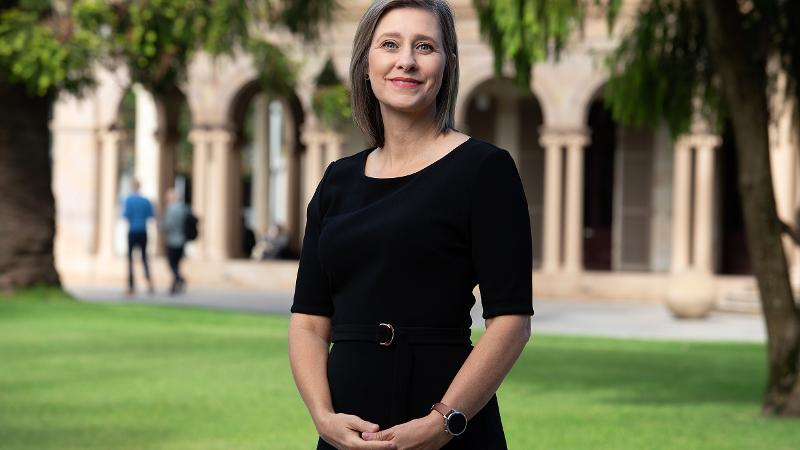 #QUT's newest Fellow Susan Lamb is working to increase opportunity and lift #aspiration for all. She believes every person, regardless of socio-economic group, gender or age, deserves an equal chance to participate in #highereducation: bddy.me/3e2659J #HigherEd